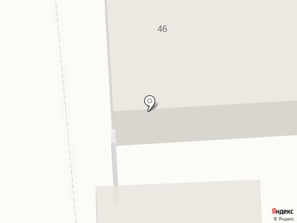 АС Фактор на карте Ульяновска