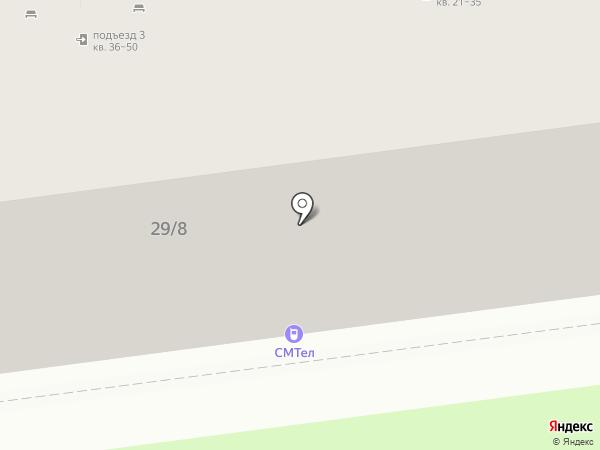 НАДЕЖДА на карте Ульяновска