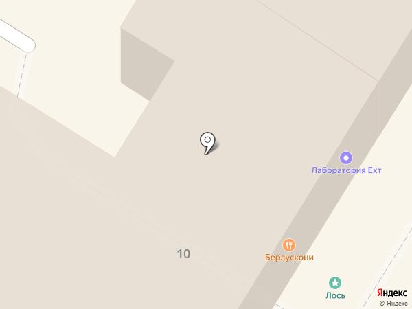 ПлаStov на карте Ульяновска