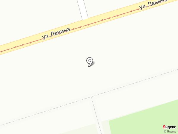 Цветочный магазин на карте Ульяновска