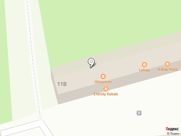Good Вurger на карте Ульяновска