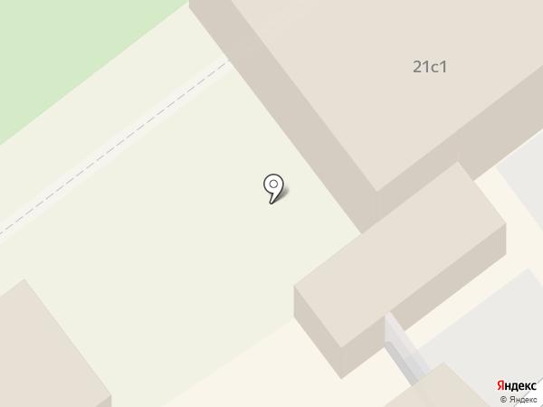 Милано на карте Ульяновска