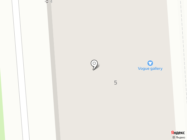 Vogue Gallery на карте Ульяновска