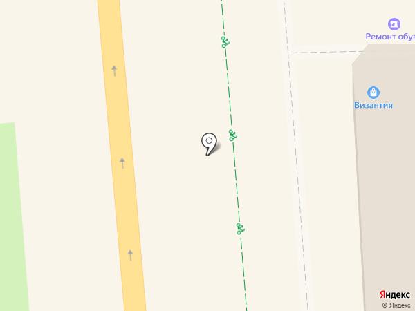 Терра на карте Ульяновска