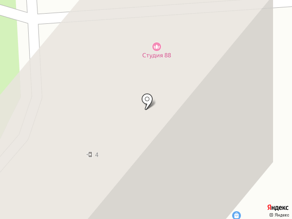 Пенная Бухта на карте Ульяновска