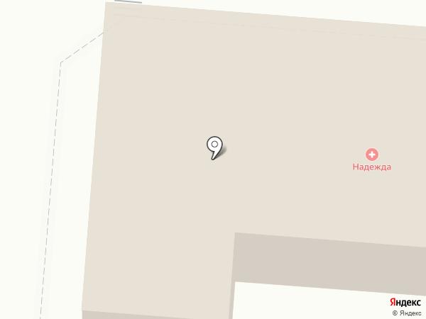 Медицинский центр Сергея Дорофеева на карте Ульяновска
