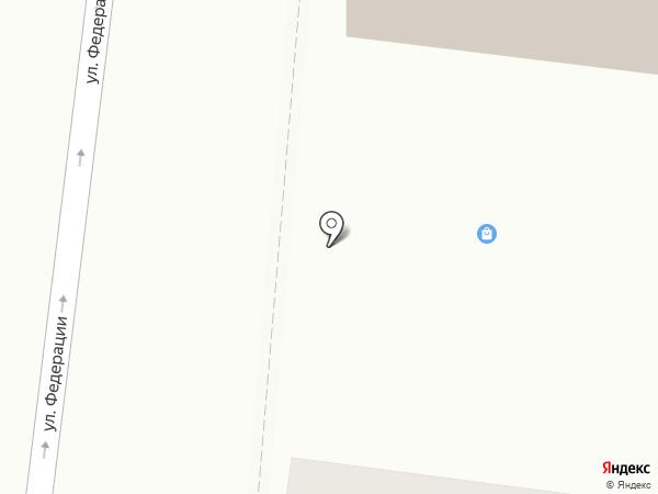 Автозапчасти от А до Я на карте Ульяновска