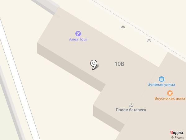 От Марка на карте Ульяновска