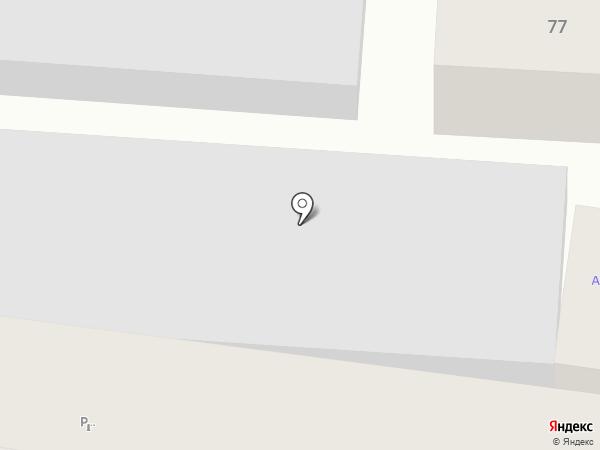 Автошашлык на карте Ульяновска