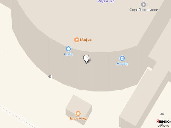 Жар-Свежар на карте Ульяновска