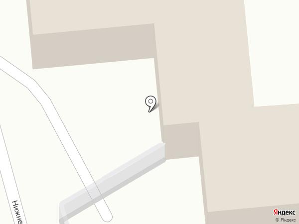 Три сестры на карте Ульяновска