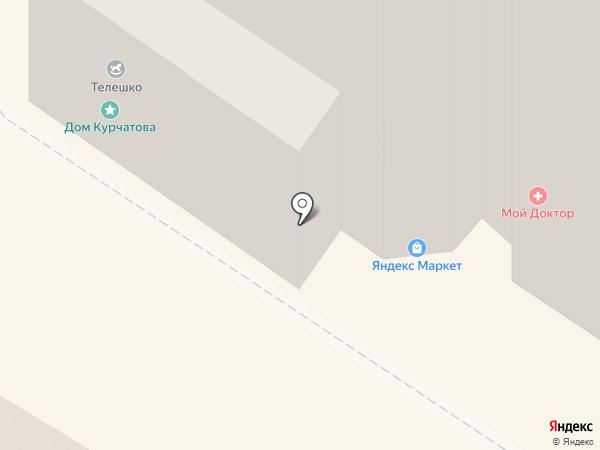 Мой Доктор на карте Ульяновска