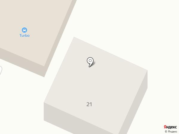 Автомагазин на карте Волжска