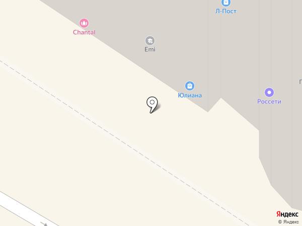 CHANTAL на карте Ульяновска
