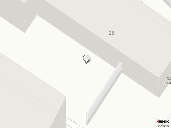 Дом.ru на карте Ульяновска