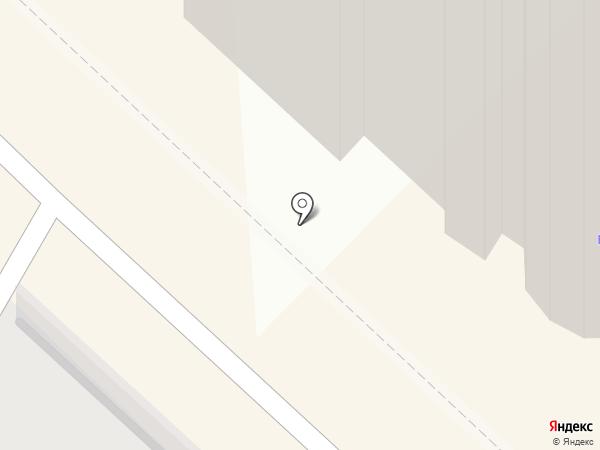 Дэйли на карте Ульяновска