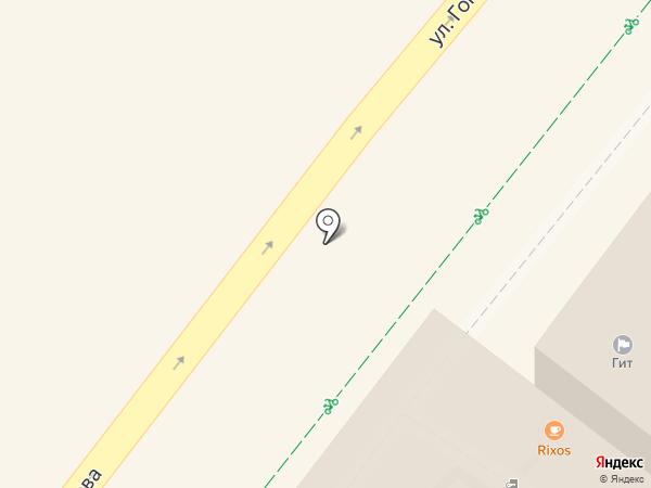 Aurelia на карте Ульяновска