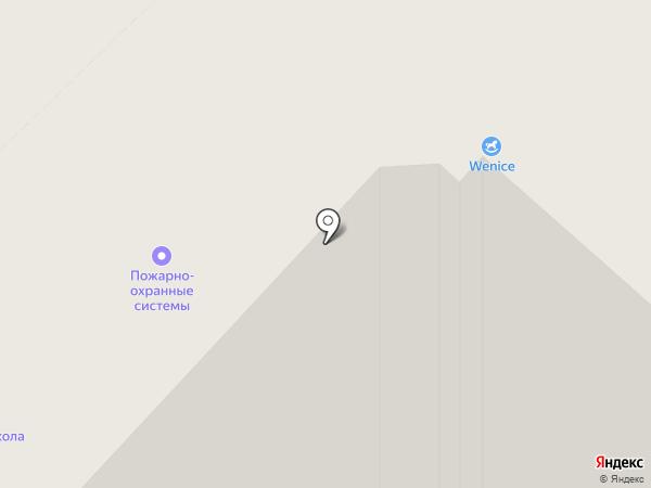 Техномонтаж на карте Ульяновска