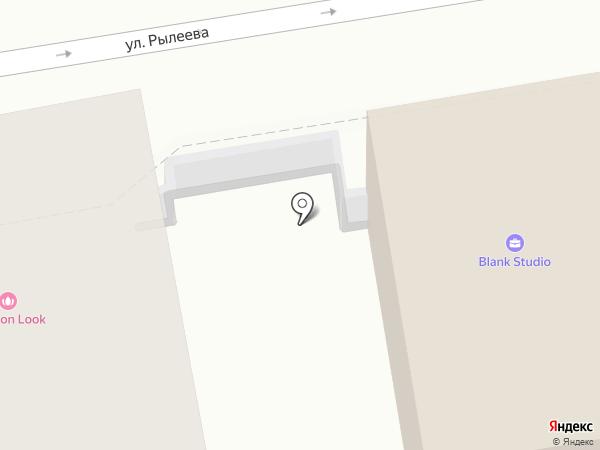Людмила на карте Ульяновска