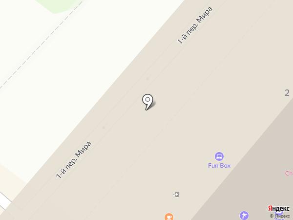 СКБ Контур, ЗАО на карте Ульяновска