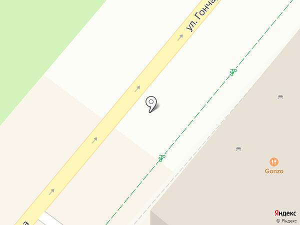 Gonzo на карте Ульяновска