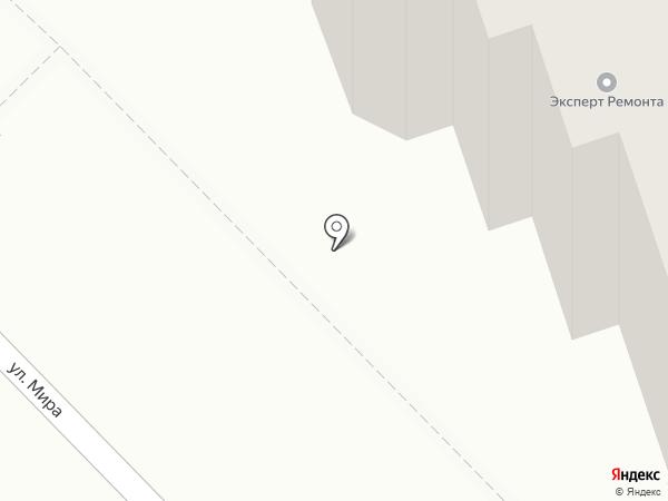 ПоволжьеТоргСтрой на карте Ульяновска