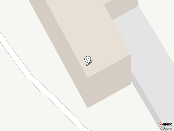 АВТОРЕМ на карте Ульяновска