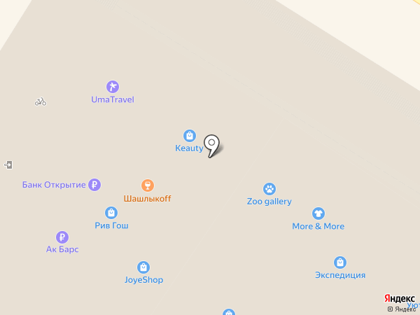 Вернисаж на карте Ульяновска