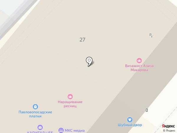 МН-Девелопмент на карте Ульяновска