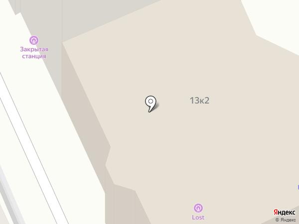 Артишок на карте Ульяновска