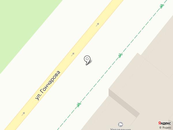 Управление Федерального казначейства по Ульяновской области на карте Ульяновска