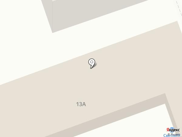 СветлоFF на карте Ульяновска