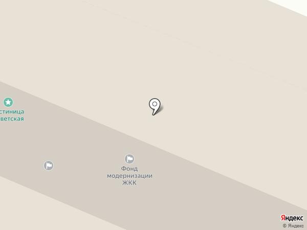 Persona на карте Ульяновска