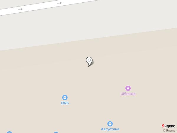 ТҰЗ на карте Ульяновска
