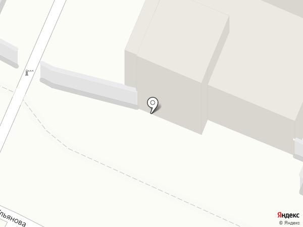 Невский банк, ПАО на карте Ульяновска