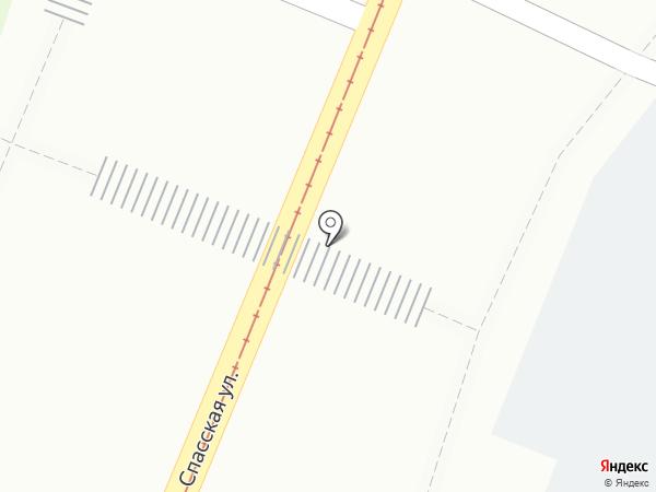Ситора на карте Ульяновска