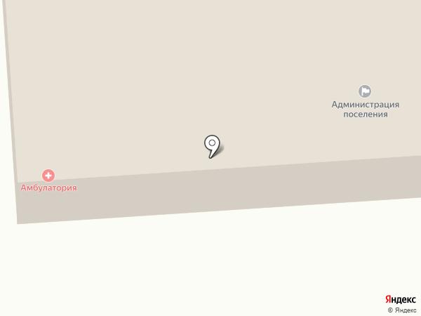 Администрация городского поселения Приволжский на карте Приволжского