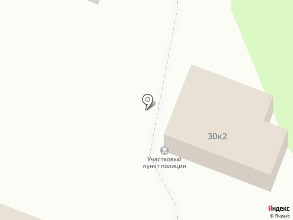 Нива-Хлеб на карте Ульяновска