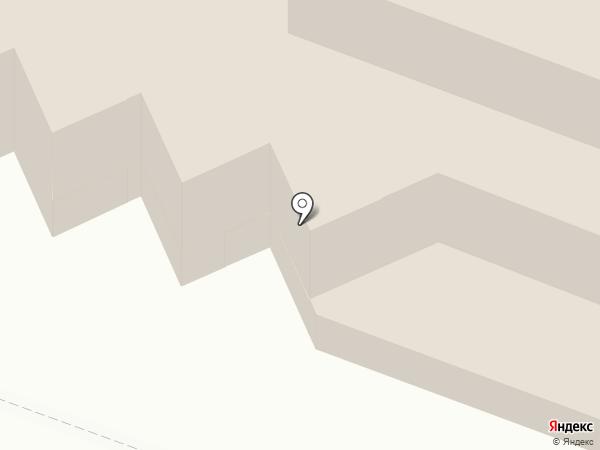 Дворец культуры им. 1 Мая на карте Ульяновска