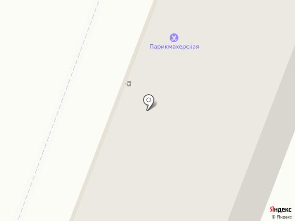 Непроспи на карте Ульяновска