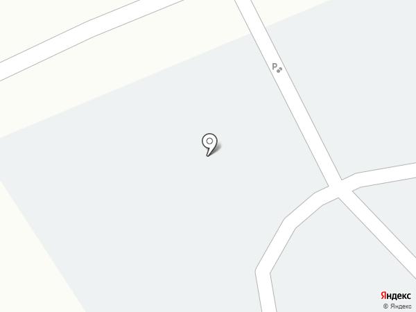 Автостоянка на карте Зеленодольска
