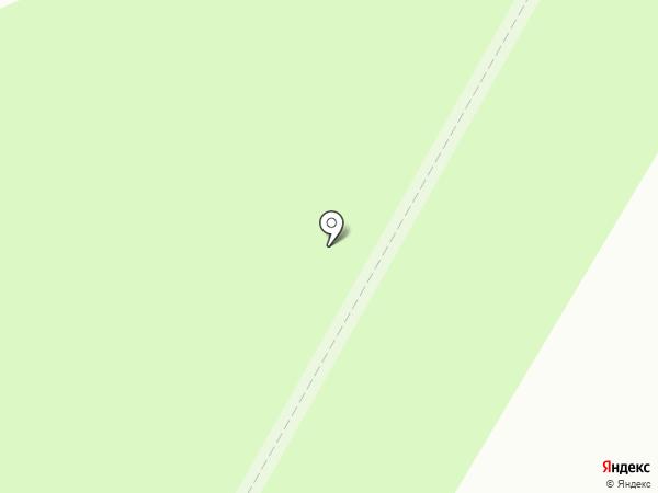 Спутник на карте Зеленодольска