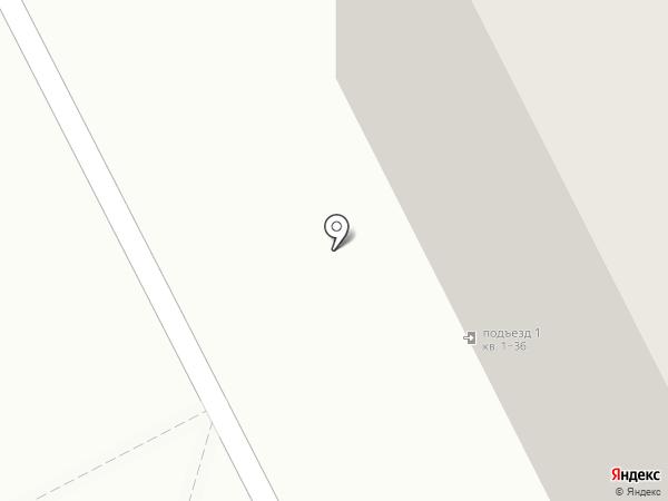 Свияга на карте Ульяновска