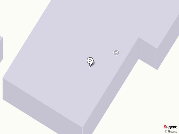 Детский сад №12, Земляничка на карте Зеленодольска