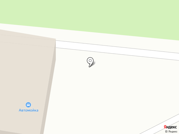 Автомойка на Тукая на карте Зеленодольска