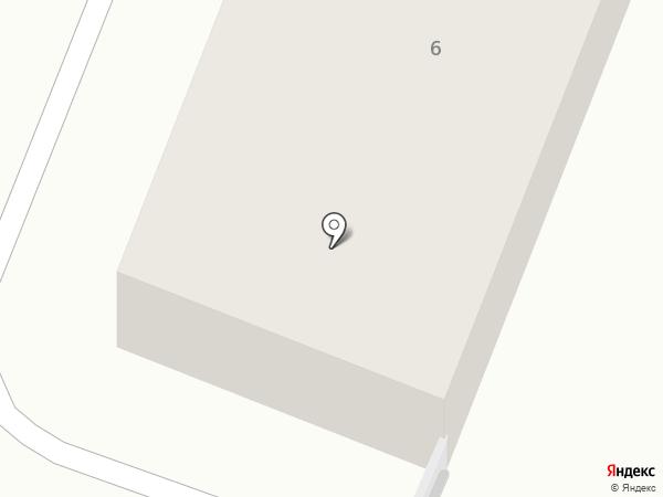 SCAR на карте Ульяновска