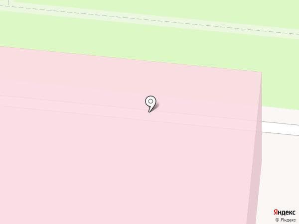 Станция скорой медицинской помощи на карте Зеленодольска