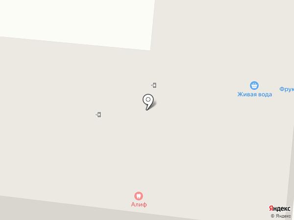 АЛИФ на карте Зеленодольска