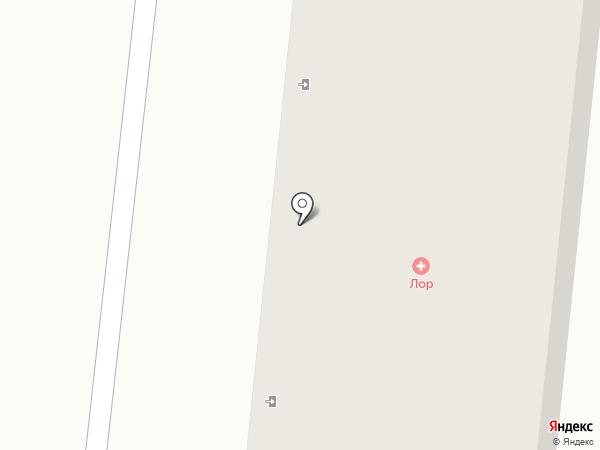 Лор клиника на карте Зеленодольска