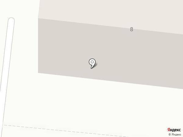 Стронг на карте Зеленодольска